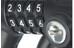 Abus Key Combo 1650 kabel slot